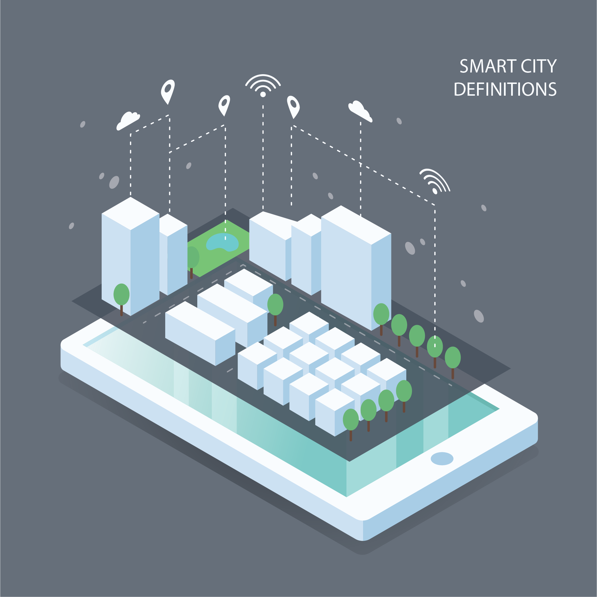 smart city definitions